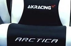 AKRacing Premium Gaming Chair Series- Arctica Ultra