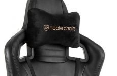 noblechairs EPIC Real Leather Gaming Chair